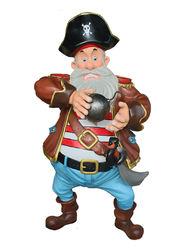 Пират с ядром